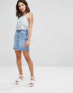 new-look-new-look-two-tone-frayed-denim-skirt-2HPpazy4A25TeEhYExWmL-300