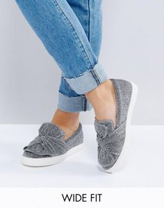 new-look-wide-fit-new-look-wide-fit-shimmer-jersey-knot-slip-on-trainer-YpMR4rFBE2SwGcpodq9r5-300