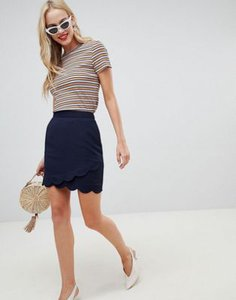 oasis-oasis-a-line-mini-skirt-with-scallop-detail-in-navy-WQYyYtyqQ2rZ6y2bUdt9w-300