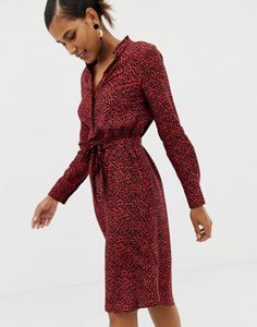 fd5eaf3e452a oasis-oasis-shirt-dress-with-tie-waist-in-