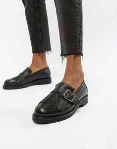 office-office-fisher-chunky-black-leather-fringed-buckle-loafers-F4U2BYgUz2y1q7Pd1HBZy-300