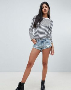 one-teaspoon-one-teaspoon-bandits-distressed-denim-shorts-f7QDAFEiE2hywscsQ4Ti5-300
