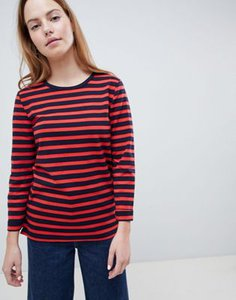 only-only-anya-3-4-sleeve-striped-sweatshirt-zAc3zunEJ27aiDoncsTSF-300