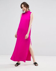 plain-studios-plain-studios-maxi-shift-dress-with-high-neck-in-luxe-fabric-tjS7hiCJU2LV2VVrTBwkn-300
