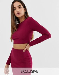 prettylittlething-prettylittlething-exclusive-ribbed-crop-top-co-ord-in-plum-zzXqFc58X2E3sM73UXxSB-300
