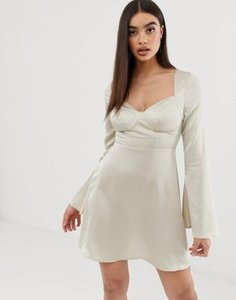 prettylittlething-prettylittlething-skater-mini-dress-with-cup-detail-in-cream-satin-FcVSjTMjg2bXRjEJFQbW6-300