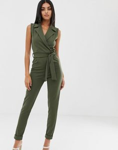 prettylittlething-prettylittlething-tailored-tie-front-sleeveless-jumpsuit-in-khaki-M9MRAjipA2SwccoqYqns1-300