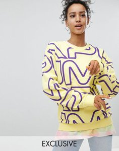puma-puma-exclusive-to-asos-sweatshirt-with-all-over-logo-in-yellow-E5atfrweg2V4cbuEnkUh9-300