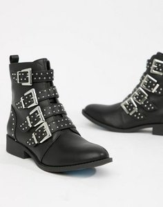 qupid-qupid-studded-flat-ankle-boots-g8cYN6Zot27aNDouDsDpY-300