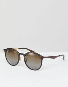 ray-ban-ray-ban-0rb4277-round-sunglasses-in-tort-51mm-YwUXWcvoL2y1i7NZEHMvG-300