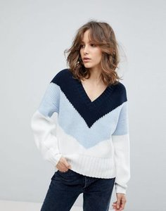 selected-selected-colour-block-knit-jumper-bSStKmn342LVLVTWeB9Kc-300