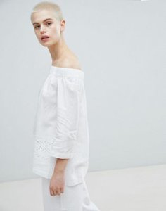 selected-selected-off-shoulder-lace-detail-top-yzMRm6G4D2Sw8cpkzq6bY-300