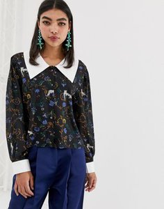 sister-jane-sister-jane-blouse-with-oversized-collar-in-jungle-print-NgYFmko1Q2rZ5y1fDdKMa-300