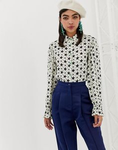 sister-jane-sister-jane-shirt-with-gathered-cuffs-in-all-over-star-print-xhYFmkoVU2rZPy1ppdKMQ-300