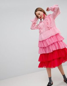 sister-jane-sister-jane-tiered-midi-dress-with-ruffle-front-in-ombre-iPattVRxX2V4mbtwEkwxP-300