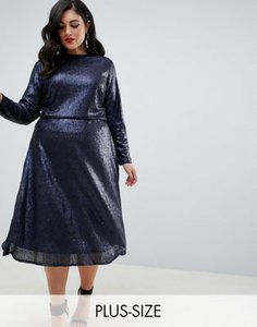 tfnc-plus-tfnc-plus-long-sleeve-fit-and-flare-sequin-midi-dress-in-navy-ScVSD5tJm2bXKjFMzQ4zE-300