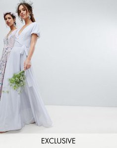 tfnc-tfnc-wrap-maxi-bridesmaid-dress-with-tie-detail-and-puff-sleeves-JuScPex152LVpVVXLBmNQ-300