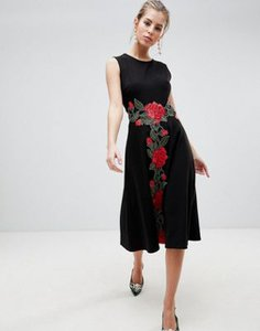 traffic-people-traffic-people-shift-midi-dress-with-rose-embroidery-bPYjMo6472rZQy2dndVy8-300