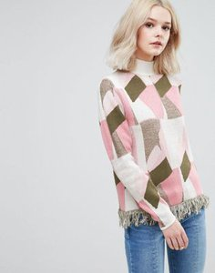 vila-vila-patterned-knit-jumper-with-fringe-U9QTmq7oS2hyAsczQ4jPf-300