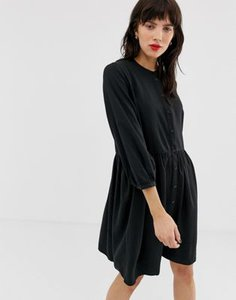 warehouse-warehouse-oversize-collarless-dress-in-black-85MAkzMD22SwvcpJDqwS4-300