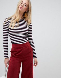 warehouse-warehouse-ribbed-long-sleeve-top-in-stripe-6McYfqYRt27a7DofzsH5C-300
