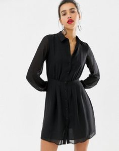 warehouse-warehouse-shirt-dress-with-pin-tuck-detail-in-black-iTa8Ahp322V4HbviDkv92-300
