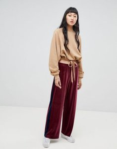 weekday-weekday-co-ord-colour-block-velvet-joggers-ZYU2hv9Rt2y1w7NLgHi5B-300