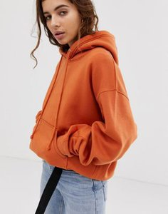 weekday-weekday-hooded-sweatshirt-in-orange-8ZXbqsiWN2E37M8G2X6zL-300