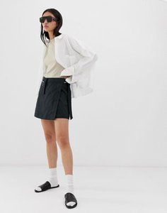 weekday-weekday-wrap-front-mini-skirt-in-black-xtXaKVFZV2E3uM9AFXaVm-300