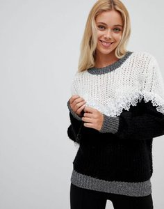 wild-flower-wild-flower-ribbed-jumper-with-lace-detail-X7Xa2kFTV2E3JM9wPXXEa-300