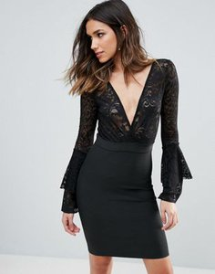 wow-couture-wow-couture-plunge-wrap-front-lace-top-bandage-bodycon-dress-bCP5ziLfH25T5Eh35xNDy-300
