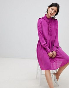 y-a-s-y-a-s-high-neck-ruffle-midi-smock-dress-in-purple-psYV9iDFr2rZNy2b8d7nV-300