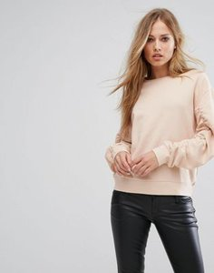 y-a-s-y-a-s-sweat-with-rouched-sleeves-ydaPzvBx52V46buDckf55-300