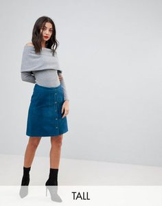 y-a-s-tall-y-a-s-tall-popper-detail-suede-skirt-snPq6PTz225TqEgVRx3HS-300