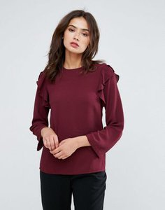 y-a-s-tall-y-a-s-tall-ruffle-flared-sleeve-top-S2X5pR2Lz2E3yMA9zXB6R-300