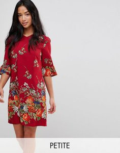 yumi-petite-yumi-petite-frill-sleeve-shift-dress-in-floral-border-print-wWQEbXBNu2hyZsaJd4QDA-300