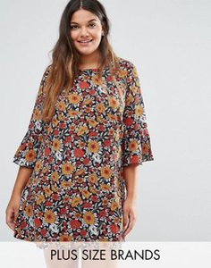 yumi-plus-yumi-plus-shift-dress-with-frill-sleeves-in-floral-print-kxvy6ovJTRVSd35nERK-300