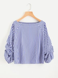 shein-contrast-striped-ruched-sleeve-blouse-3zVe4uPCN2snsfG2eMeU8-300