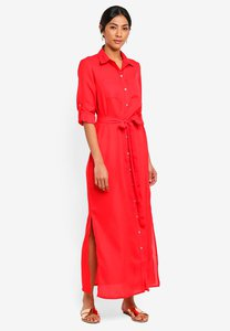 dorothy-perkins-petites-red-maxi-shirt-dress-f6ph5dU8xC1pZXF4SGLK2fST2vPAd9DppWKf-300