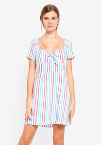 factorie-woven-tie-front-short-sleeve-dress-dGWx9h9Ag8Pbr5XyX4UdrgGc2gg2mZ3HWM8Q-300