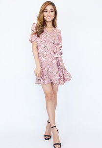 hook-clothing-miniature-floral-mini-wrap-dress-vnEsG9he912wFj49JvANE9hA3J6CEHtWtvSc-300