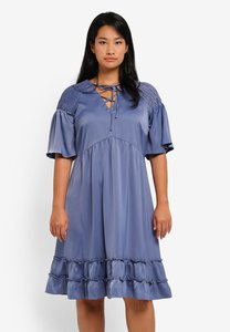lost-ink-plus-plus-size-fit-flare-dress-with-shirring-frills-xRX29ruzPY5bMt4fHDqLH6zFNkKRfNFTU-300