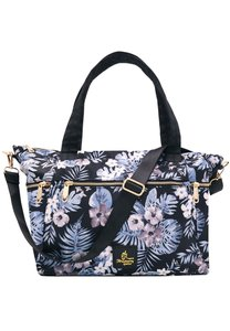 strawberry-queen-strawberry-queen-waterproof-multi-compartment-travel-tote-triplet-floral-black-eN3RU2b48RiAuropjEuADeW93tQxoT3bcpXV-300
