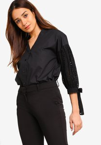 zalora-embroidered-balloon-sleeves-shirt-GoyJJUj2HcdrgyFck9cwEiJy2zXaShC2C8AH-300