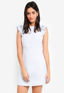 zalora-ruffles-shoulder-detailed-dress-G2PRQ4LufenTvoxArvYhEAQU3PE7eCeh23mt-300