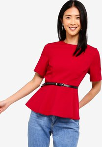 zalora-basics-basic-workwear-peplum-top-with-belt-m915qWRsdBFMDsR5FX8V3t6w2ATtZ2qYmoVg-300
