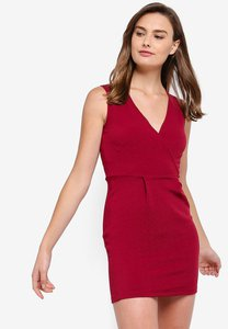 zalora-basics-basic-wrap-top-pencil-dress-z4tfWUdXQmURC3CSQR7xJpAM2rQmh8KtkiUH-300