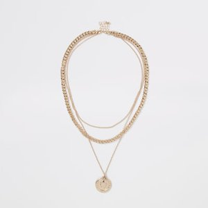 river-island-gold-colour-pendant-chain-layered-necklace-xdqNG7g3j4kmhAXoa4J668NCDwVHd-300