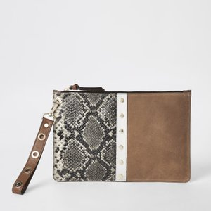 river-island-brown-snake-suede-leather-pouch-clutch-bag-uDvT2EpgTzX8PcNyv4A6fhMPRyewC-300