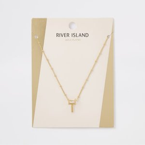 river-island-gold-plated-t-initial-necklace-wFsm66RK3Wddk8kDQ4vYXNPara4nP-300